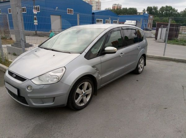 Ford S-MAX, 2006 год, 417 000 руб.