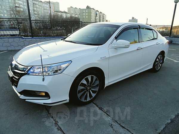 Honda Accord, 2013 год, 1 270 000 руб.