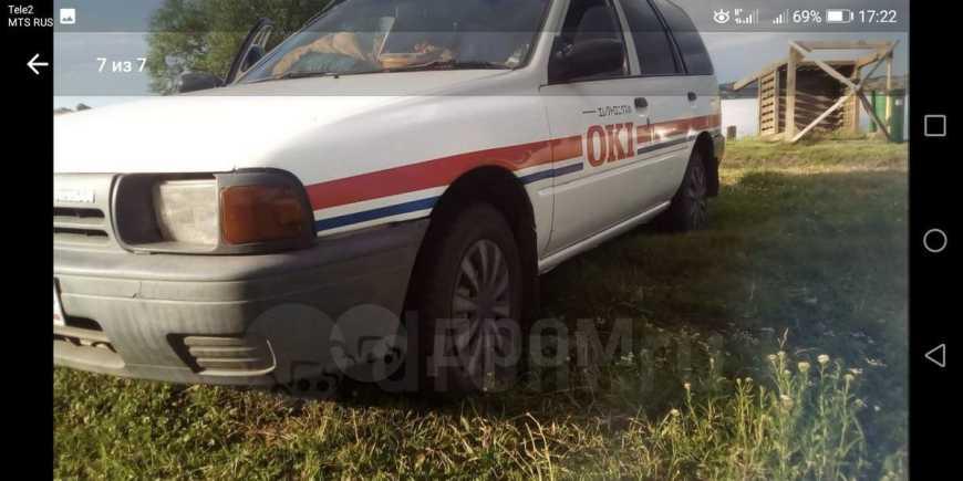 Nissan AD, 1992 год, 89 000 руб.