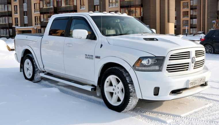 Dodge Ram, 2013 год, 3 010 000 руб.