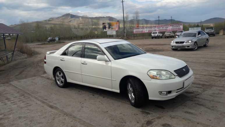 Toyota Mark II, 2002 год, 330 000 руб.
