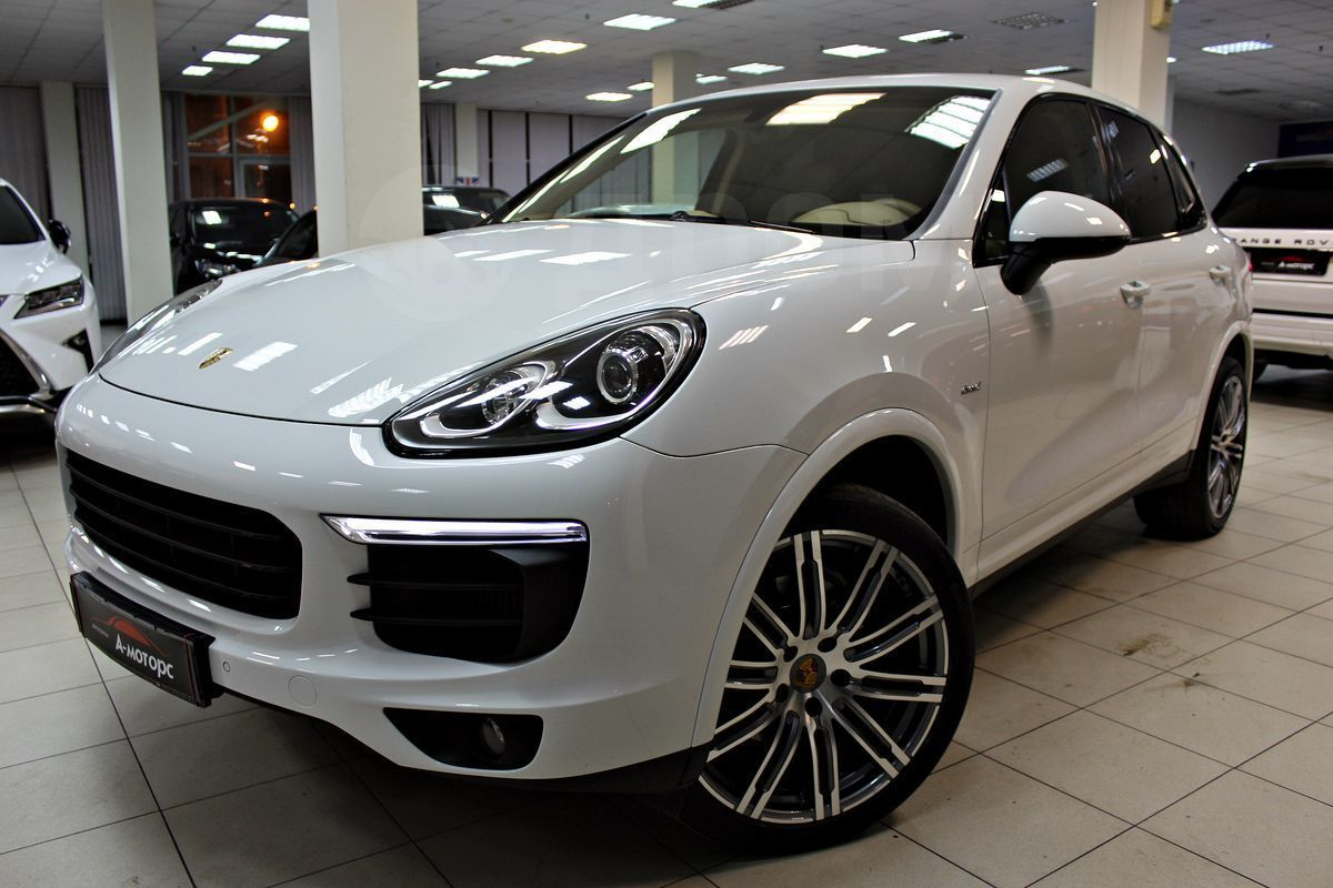 Porsche Cayenne 2014 год в Краснодаре 252f6038422