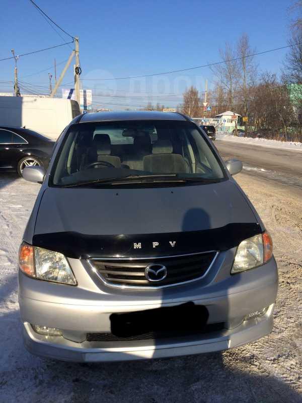 Mazda MPV, 2001 год, 360 000 руб.