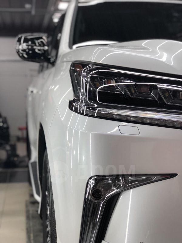 Lexus LX570, 2018 год, 6 800 000 руб.