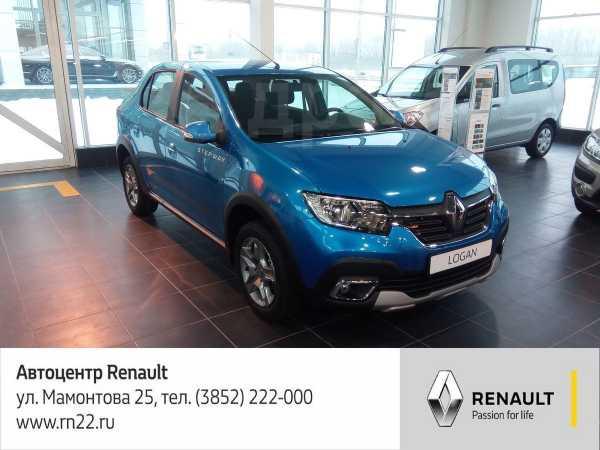 Renault Logan Stepway, 2018 год, 826 970 руб.