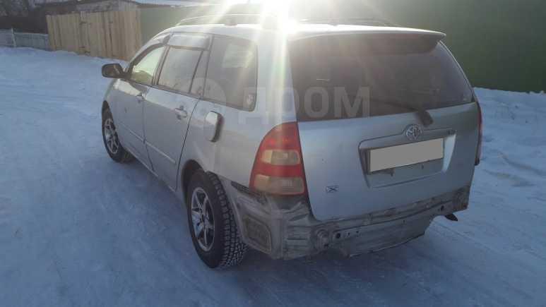 Toyota Corolla Fielder, 2002 год, 200 999 руб.