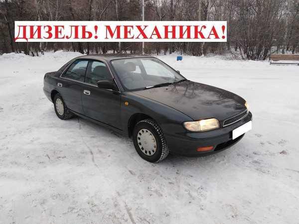 Nissan Bluebird, 1992 год, 125 000 руб.