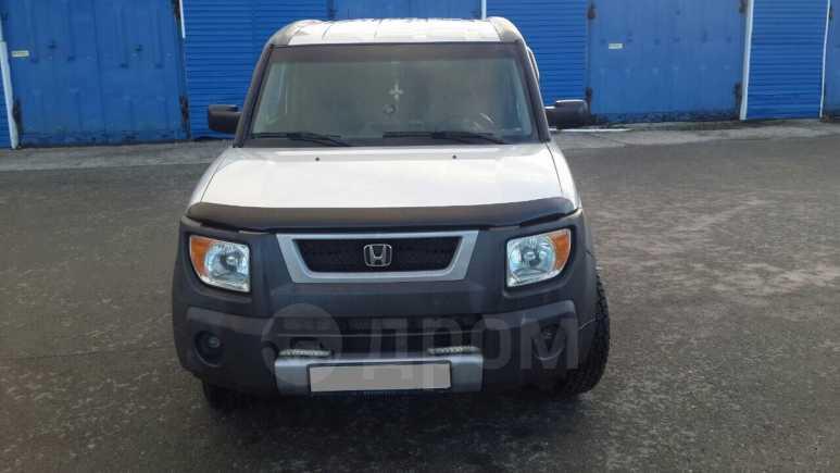 Honda Element, 2005 год, 530 000 руб.