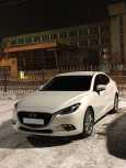 Mazda Mazda3, 2017 год, 1 250 000 руб.