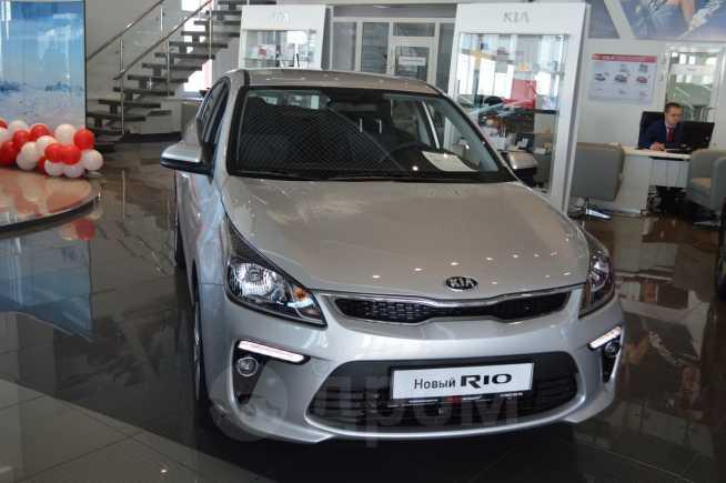 Kia Rio, 2018 год, 820 000 руб.