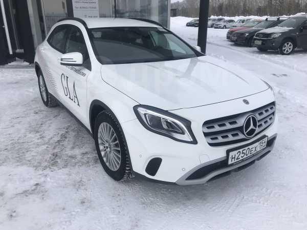 Mercedes-Benz GLA-Class, 2018 год, 2 410 905 руб.