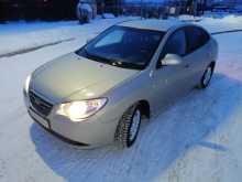 Hyundai Elantra, 2007 г., Омск