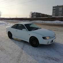 Иркутск Corolla Levin 1997
