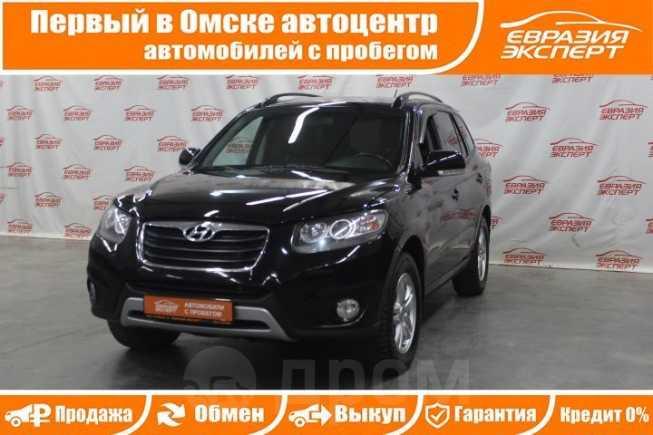 Hyundai Santa Fe, 2011 год, 809 000 руб.