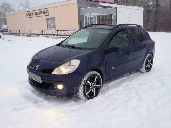 Renault Clio, 2008 год, 290 000 руб.