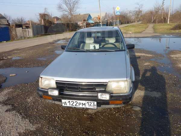 Nissan Stanza, 1984 год, 55 000 руб.