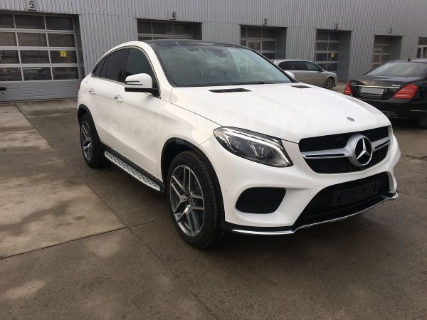 Mercedes-Benz GLE Coupe, 2018 год, 5 360 000 руб.