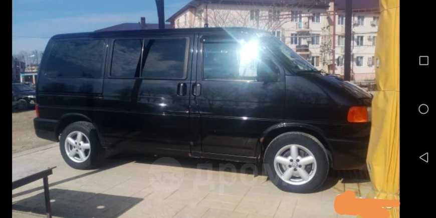 Volkswagen Multivan, 2001 год, 400 000 руб.