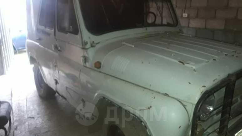УАЗ 469, 1991 год, 50 000 руб.