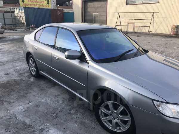 Subaru Legacy B4, 2008 год, 525 000 руб.