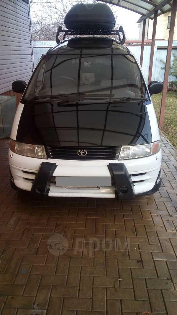 Toyota Estima Lucida, 1995 год, 400 000 руб.