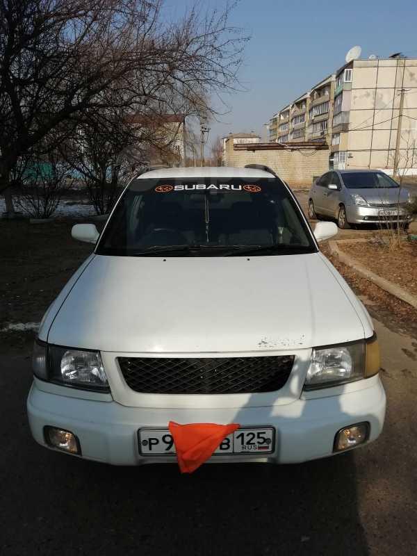 Subaru Forester, 1985 год, 240 000 руб.