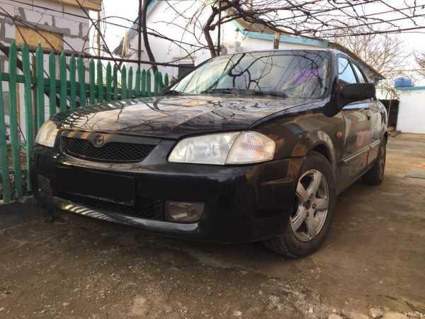 Mazda 323, 1999 год, 157 000 руб.