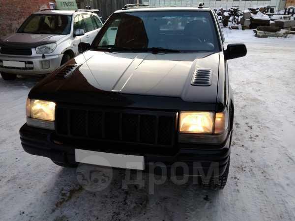 Jeep Grand Cherokee, 1997 год, 420 000 руб.