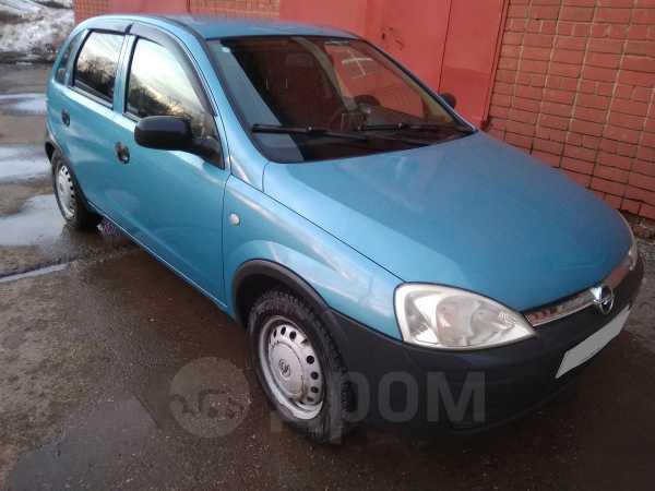 Opel Corsa, 2003 год, 160 000 руб.