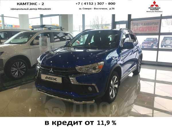 Mitsubishi ASX, 2018 год, 1 585 000 руб.