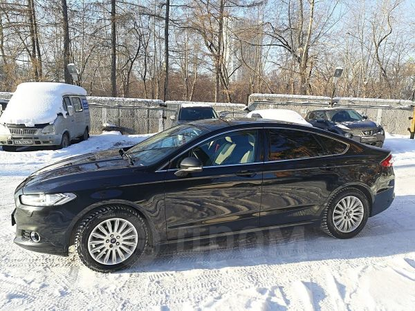 Ford Mondeo, 2015 год, 990 000 руб.
