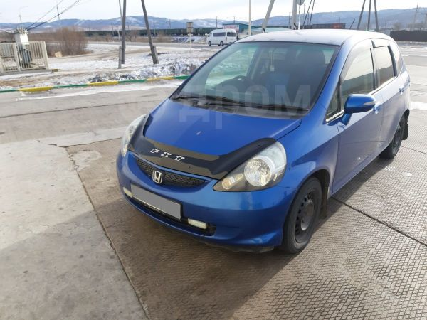 Honda Fit, 2007 год, 370 000 руб.