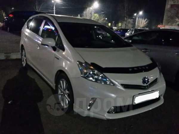 Toyota Prius a, 2012 год, 840 000 руб.