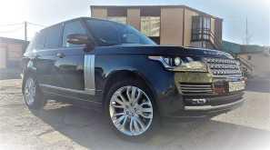 Владивосток Range Rover 2015