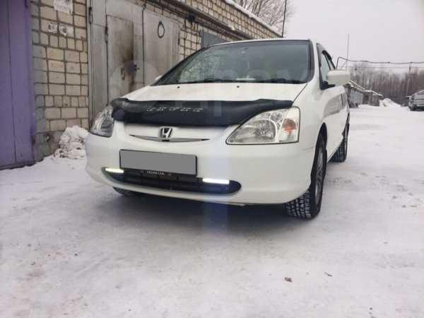Honda Civic, 2002 год, 255 000 руб.