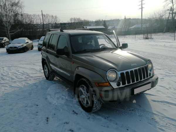 Jeep Cherokee, 2007 год, 650 000 руб.