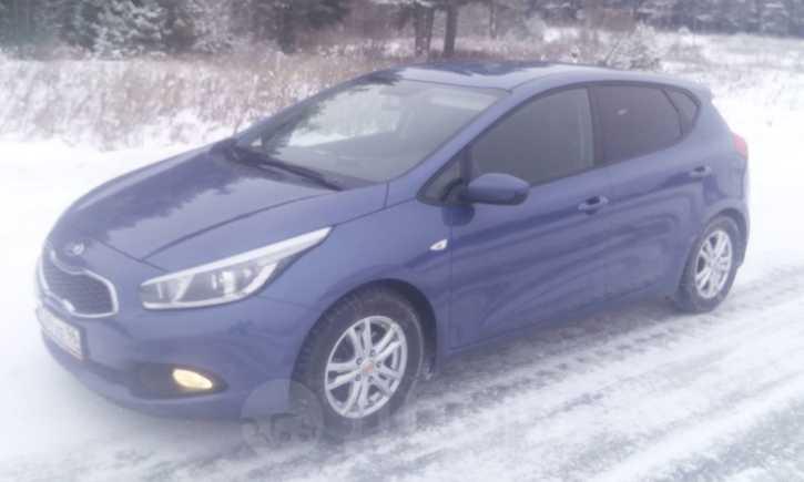 Kia Ceed, 2013 год, 525 000 руб.