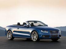 Audi S5 1 поколение, 11.2008 - 10.2011, Открытый кузов