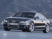 Audi S5 2007, купе, 1 поколение, 8T