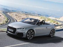 Audi TT RS рестайлинг 2019, открытый кузов, 3 поколение, 8S