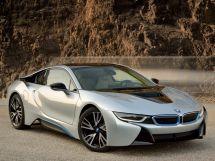 BMW i8 2014, купе, 1 поколение, I12