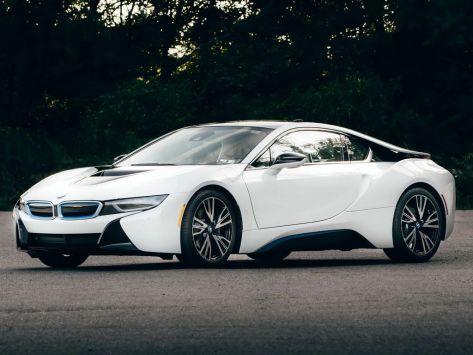 BMW i8 (I12) 04.2014 - 01.2018