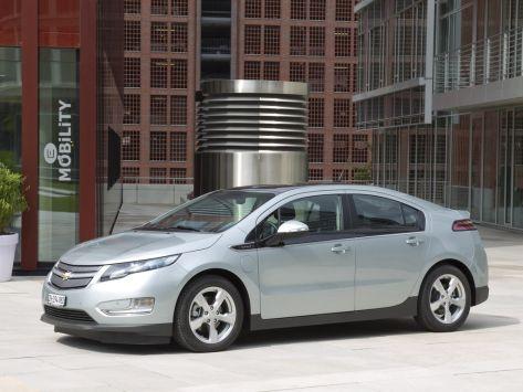 Chevrolet Volt  11.2010 - 02.2014