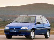 Citroen Saxo 1996, хэтчбек, 1 поколение