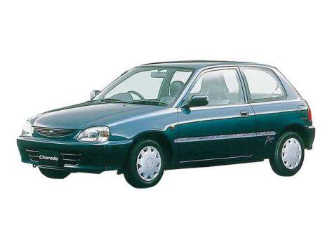 Daihatsu Charade (G200) 11.1995 - 04.2000
