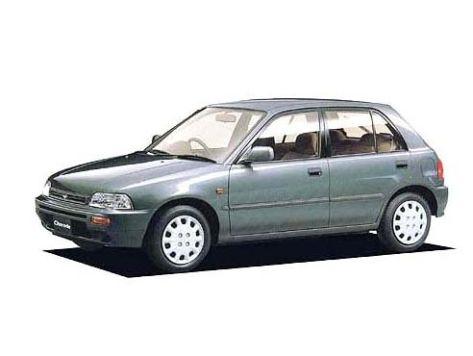 Daihatsu Charade (G200) 01.1993 - 10.1995