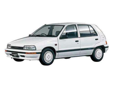 Daihatsu Charade (G100) 02.1989 - 12.1992
