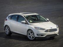 Ford Focus рестайлинг 2014, хэтчбек 5 дв., 3 поколение, III