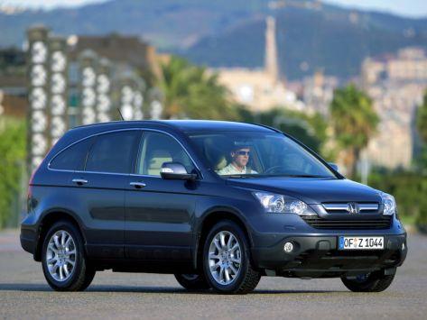 Honda CR-V (RE) 03.2007 - 08.2009