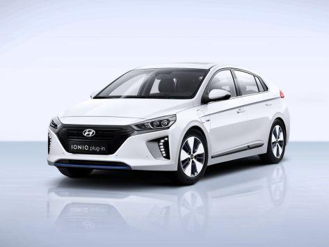 Hyundai Ioniq (AE) 03.2016 -  н.в.
